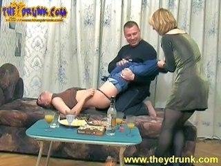 Drunk Russian Sluts v2