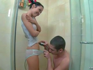 Russian Shower Fuck
