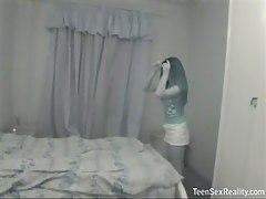 Hidden Camera At Mashas Bed Room