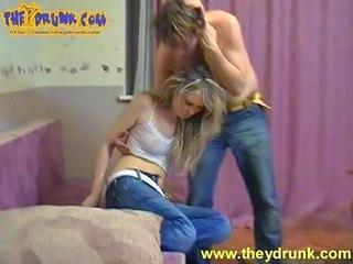 Drunk Tamara Seduced